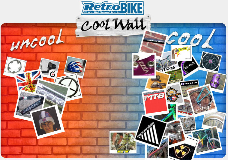 retrobike coolwall