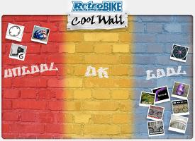 retrobike coolwall