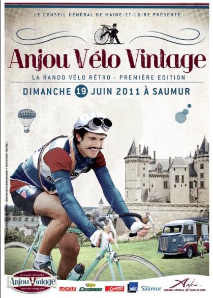 Anjou vintage Velo