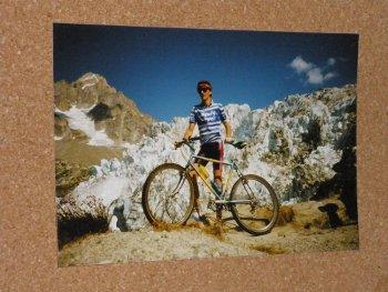 Rory Hitchens Bromwich 1988 Chamonix France U.S.E.