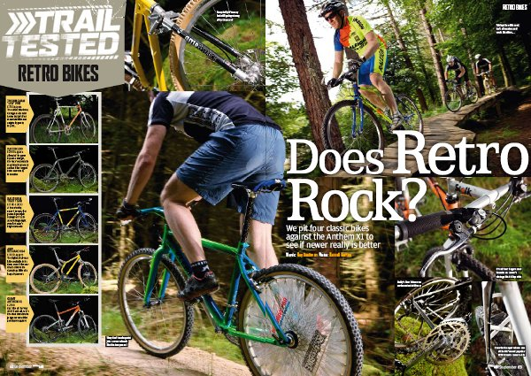What Mountain Bike Does Retro Rock