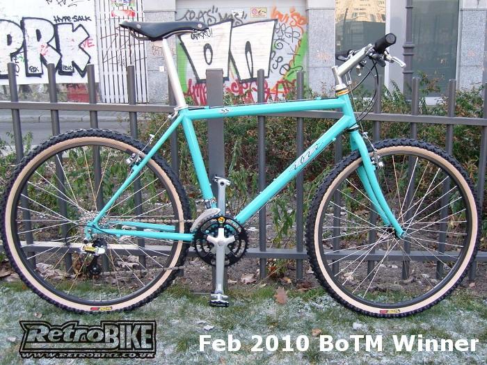 1989 Ibis SS