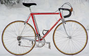 r.B.o.T.M. April 2010 is Shamus' 1984 Colnago Arabesque