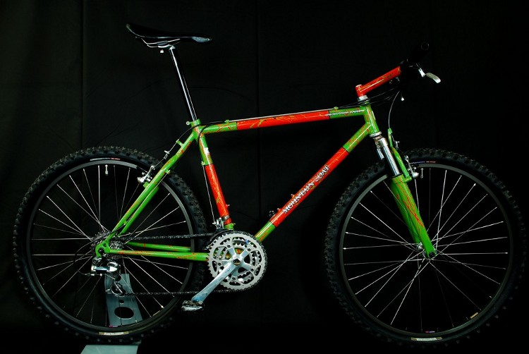 Raucherkette's 1993 Mountain Goat Whiskeytown Racer