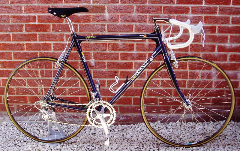 Lemond Fan's 1991 Greg Lemond/Calfee Z Team Replica