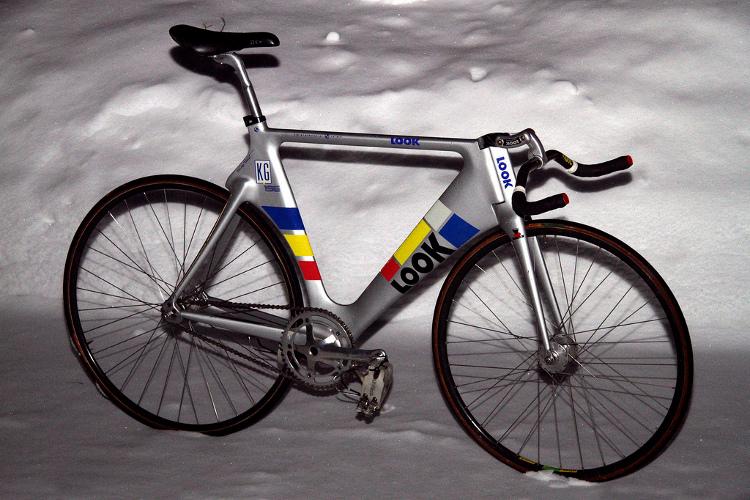 Shamus' 1995 Look KG196