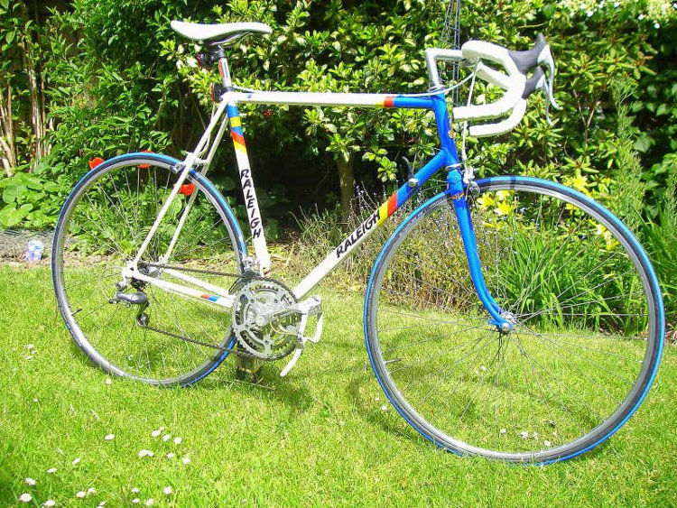 Piperdave's Raleigh Cadet 12 'Panasonic'
