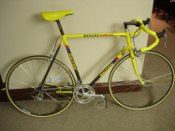nick1968's Raleigh Team Banana 753