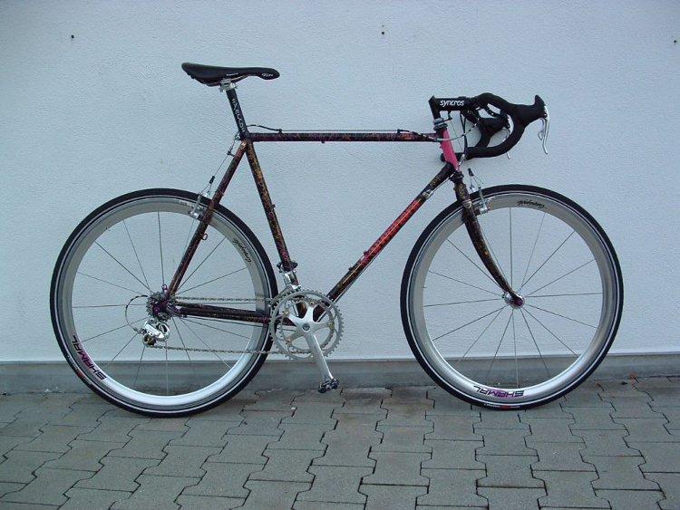 Ianus' 1991 Kuwahara Pacer CX