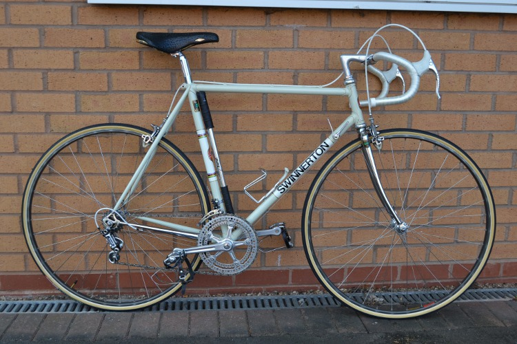 SYN-CROSSIS' 1997 Merlin Extralight Road