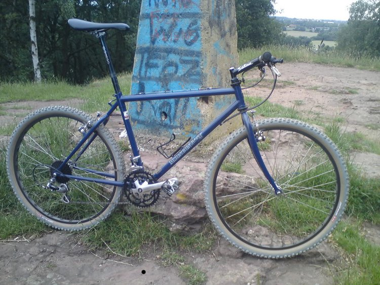 ratcapa's 1991 Mountain Goat Whiskeytown Racer