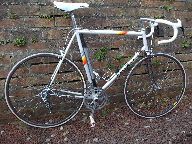 531 pro's 1988 Peugeot Aravis 531 Professional
