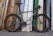 SYN-CROSSIS' Fat Chance Titanium