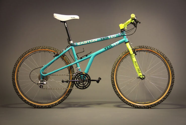 ameybrook's 1991 Yeti Cycles Ultimate