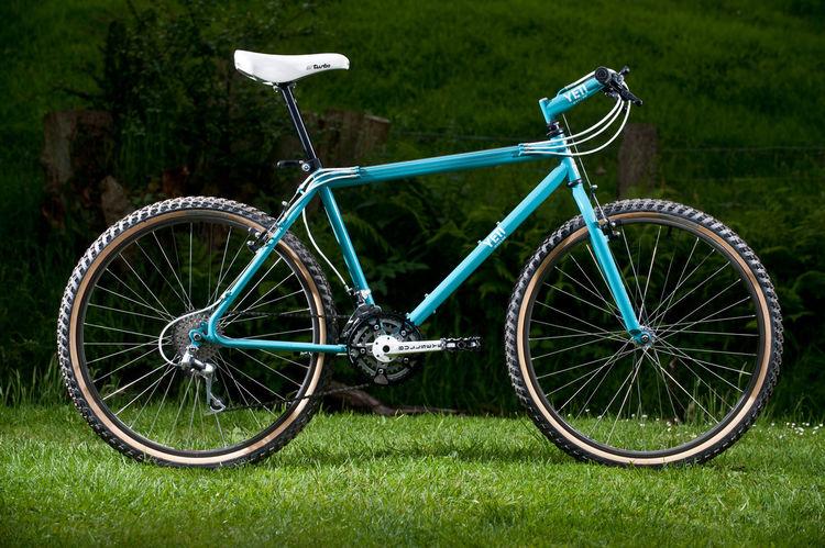 Silverfish's 1987 Yeti FRO