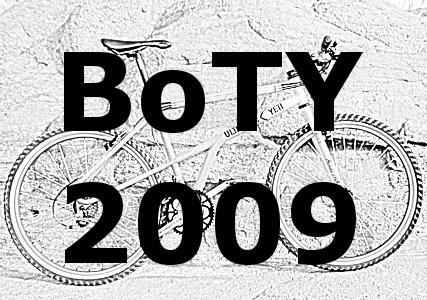 BoTY 2009