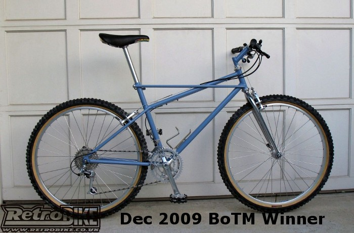 Mantis X Frame December 2009 BoTM winner