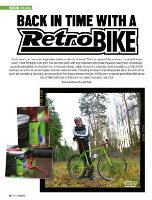 MBR Retrobike article