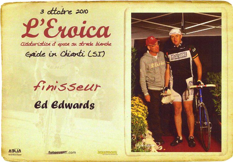 Edwards L'Eoica'