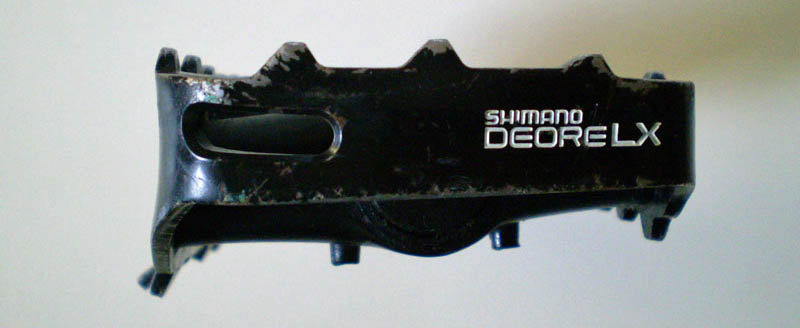 Shimano Deore LX special