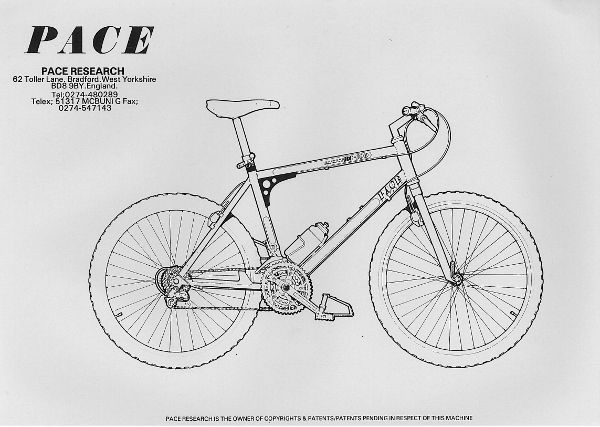 Pace RC-100 blueprint