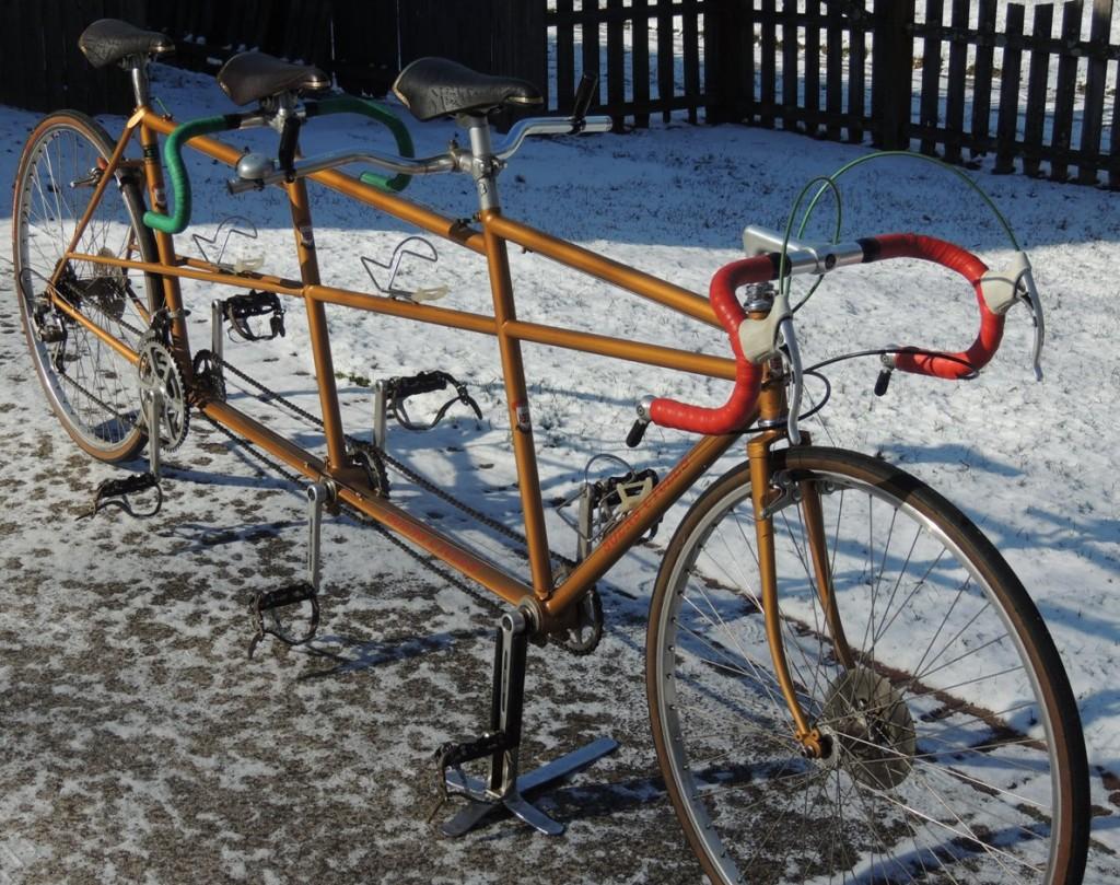 Citoyen du monde's Soens Cycles Triplet