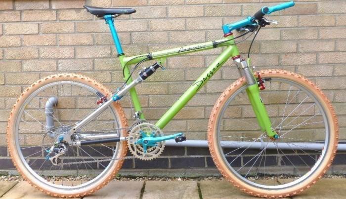 racer x's 1996 Dagger FS