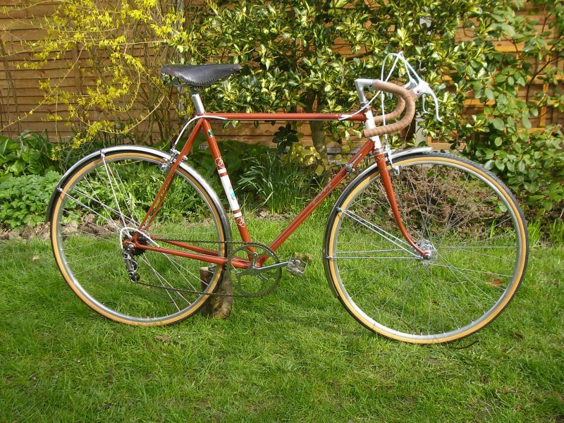 Piperdave's c1963 Claud Butler Cordon Bleu
