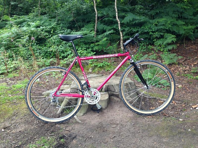 Dossa's 1990 Ridgeback 704XT
