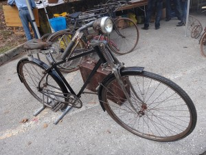 Erocia old bike