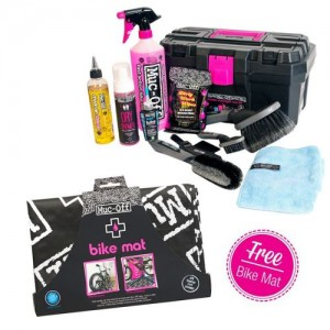 Muc-Off CRC Pro Cleaning Kit & FREE Bike Mat