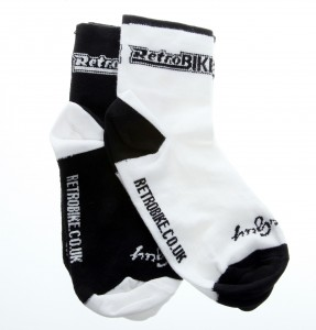 Retrobike Socks