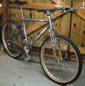 wadsy's 1993 Diamondback Axis Team Titanium