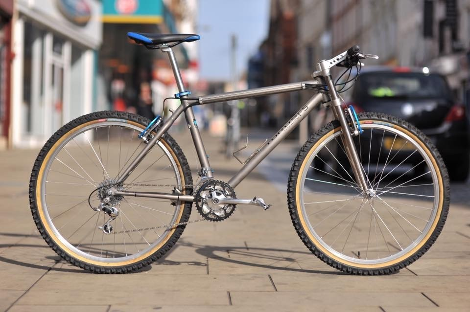 mishmash69's 1994 Raleigh SP Torus FS is Bike of The Month September 2017